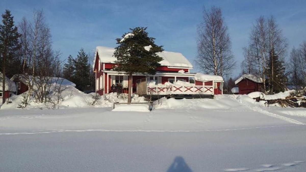Intene rust zult genieten van Zweeds-Lapland header afbeelding