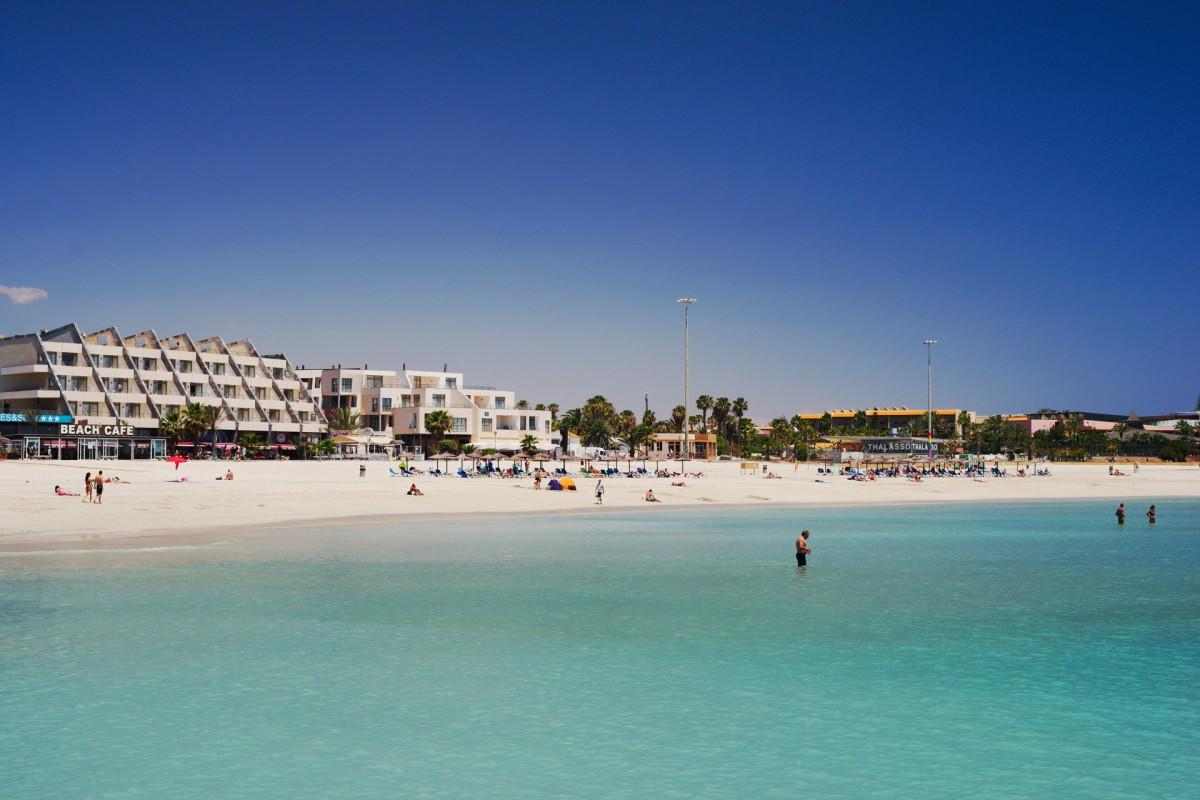 Fuerteventura Mariposa appartement header afbeelding
