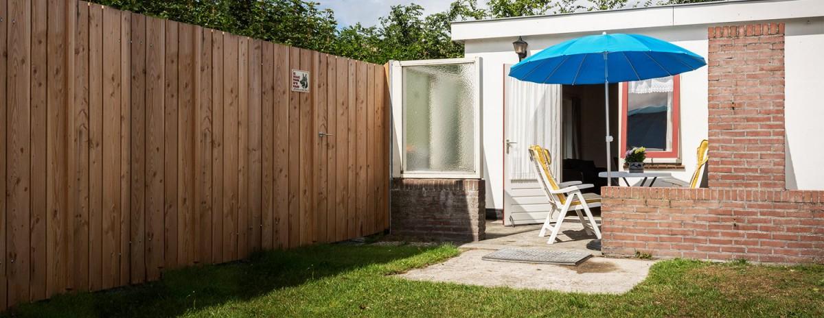 Te Huur: Betaalbare vakantiehuisjes met hond op Texel header afbeelding