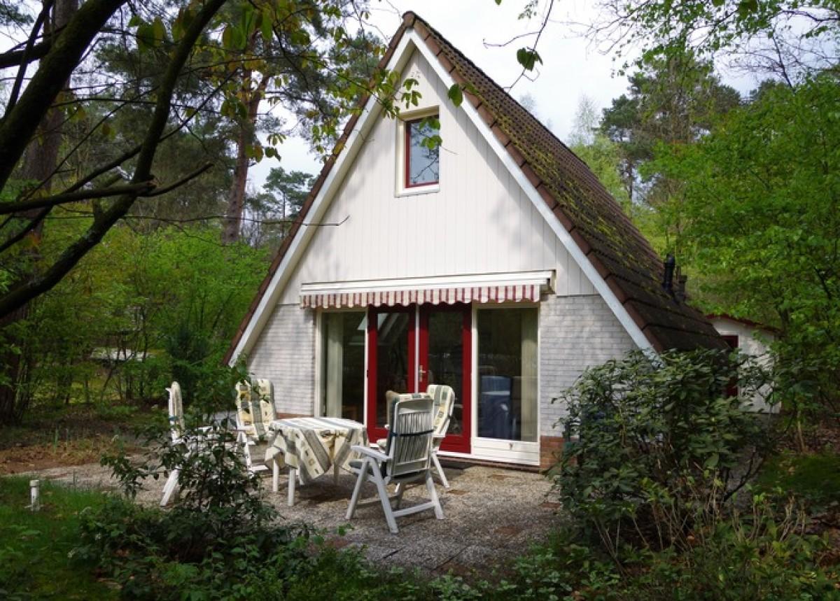 6 persoons vakantiehuisje in Nunspeet header afbeelding