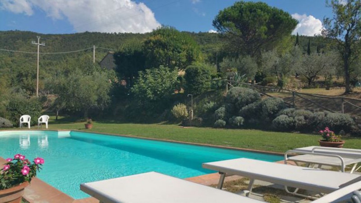 Huis + zwembad 7 pers. voor allééngebruik! header afbeelding