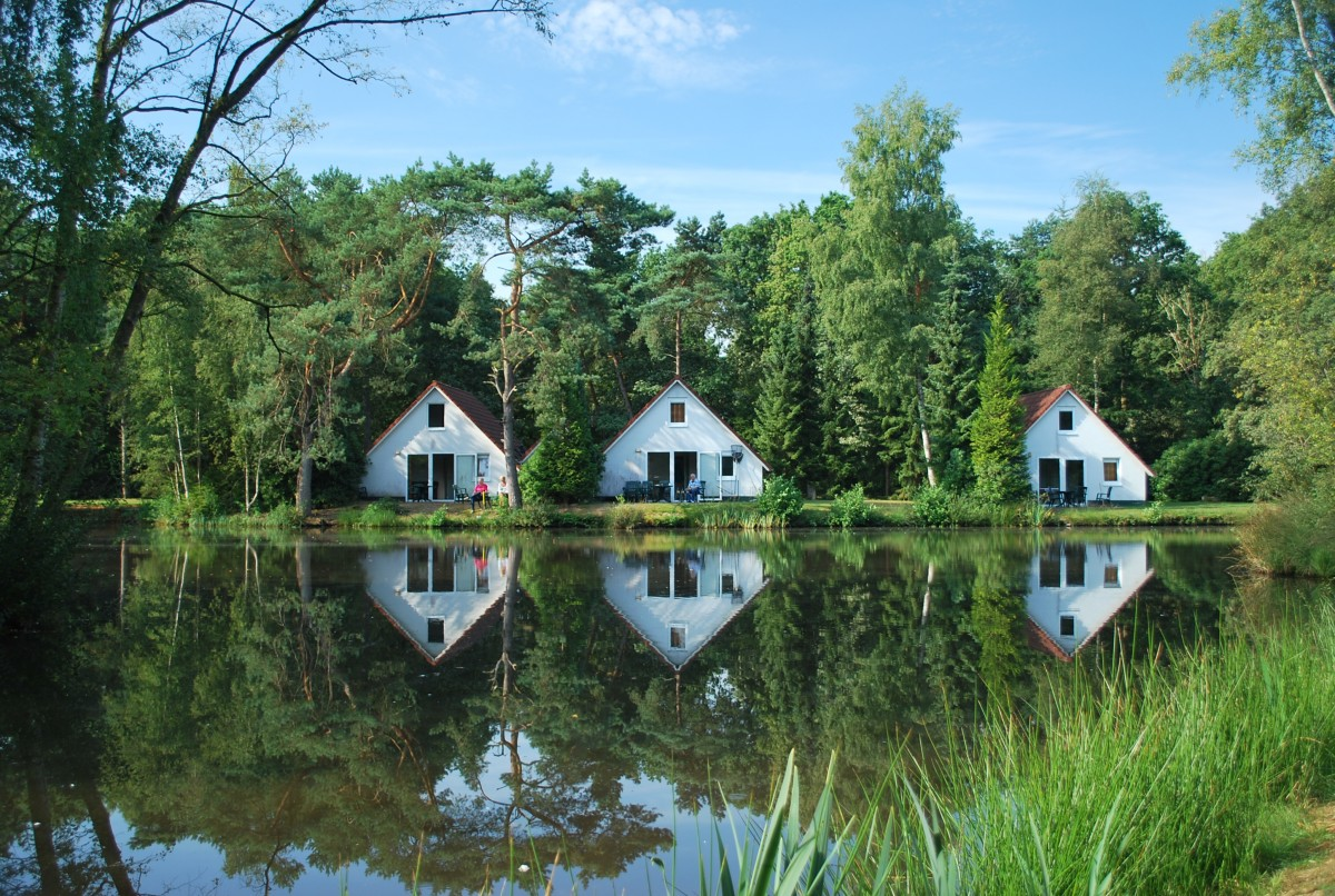 Voordelig op vakantie op  Vakantiepark de Adelhof in Drenthe  header afbeelding