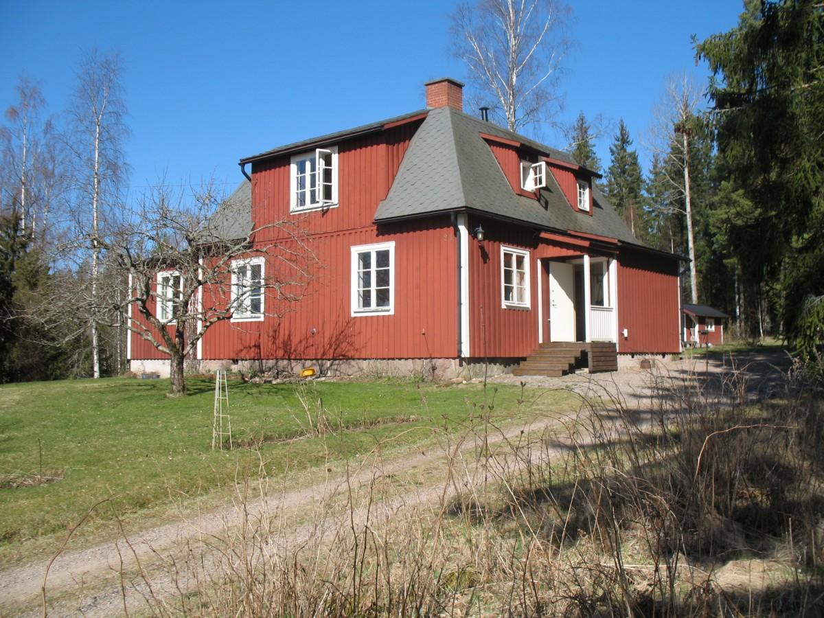 Te huur onze zeer ruime en luxe vakantiewoning met Sauna in het prachtige Zweden. header afbeelding