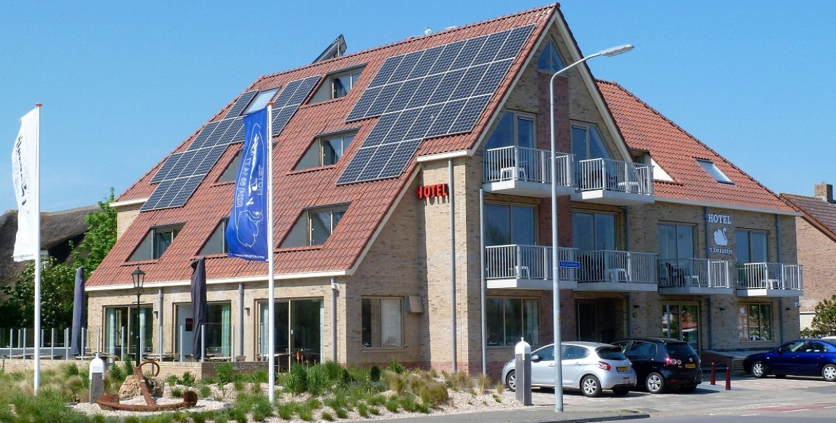 Overnachten in nieuw Hotel te Callantsoog header afbeelding