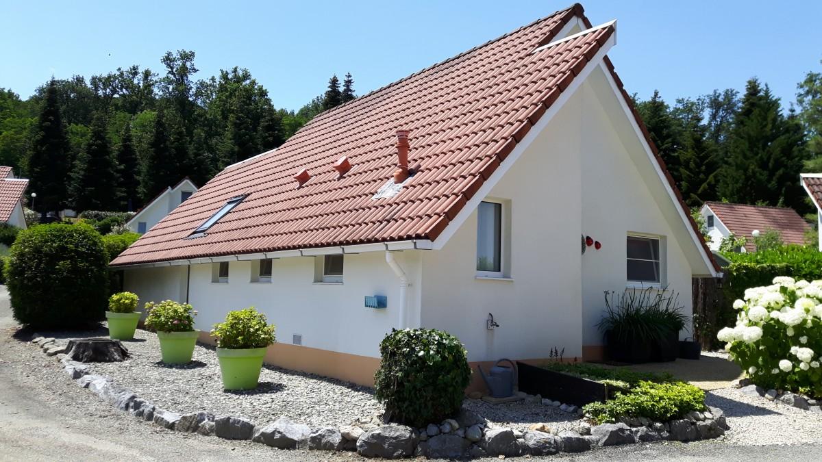 Fijn vakantiehuis te huur villa 69 Chateau Cazaleres groot zwembad gratis wifi header afbeelding