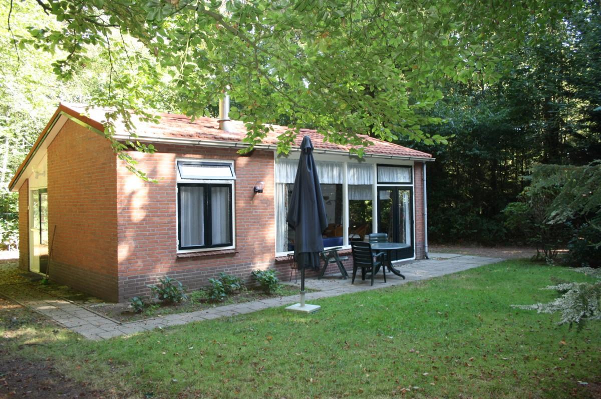 vakantiehuisjes in schitterend natuurgebied op Veluwe header afbeelding