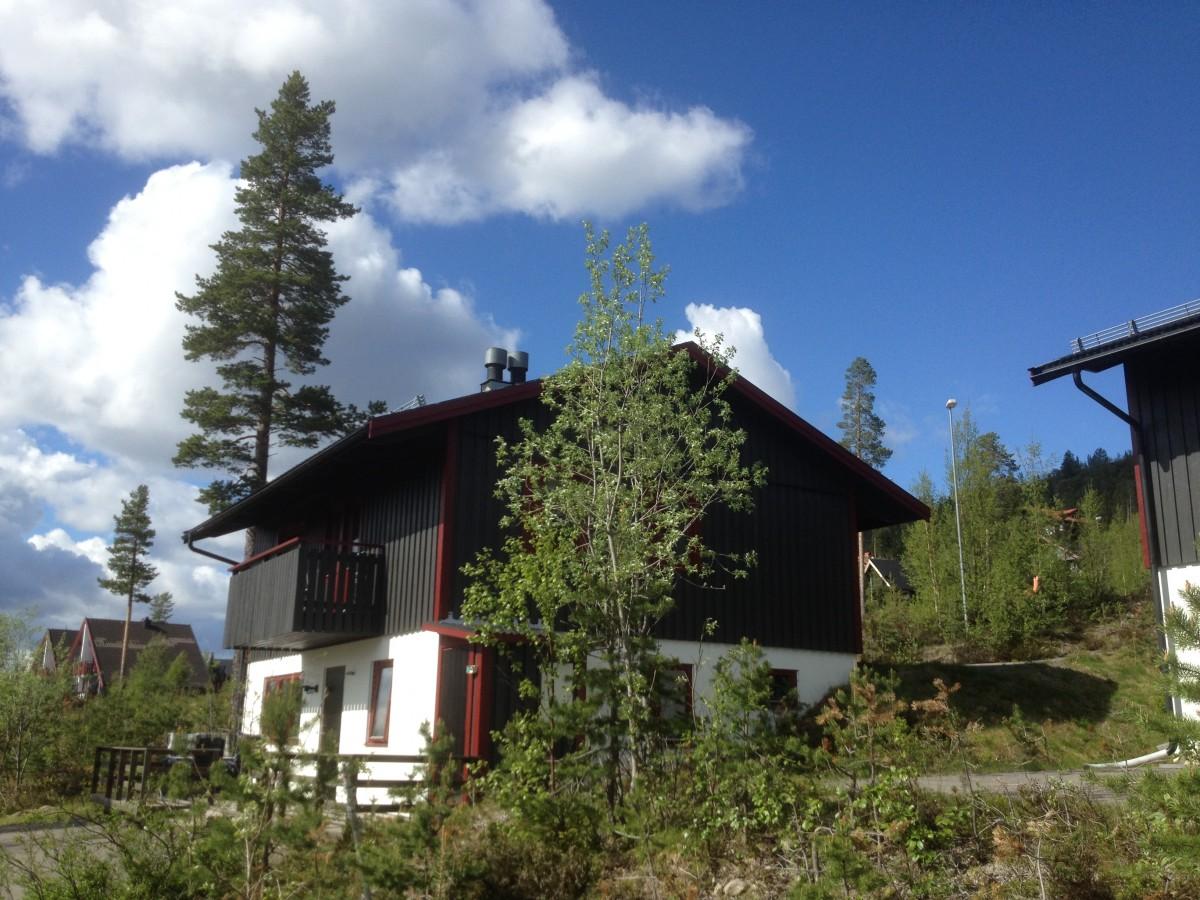 Luxe appartement op Idre Fjäll! Hier wacht het avontuur!! header afbeelding