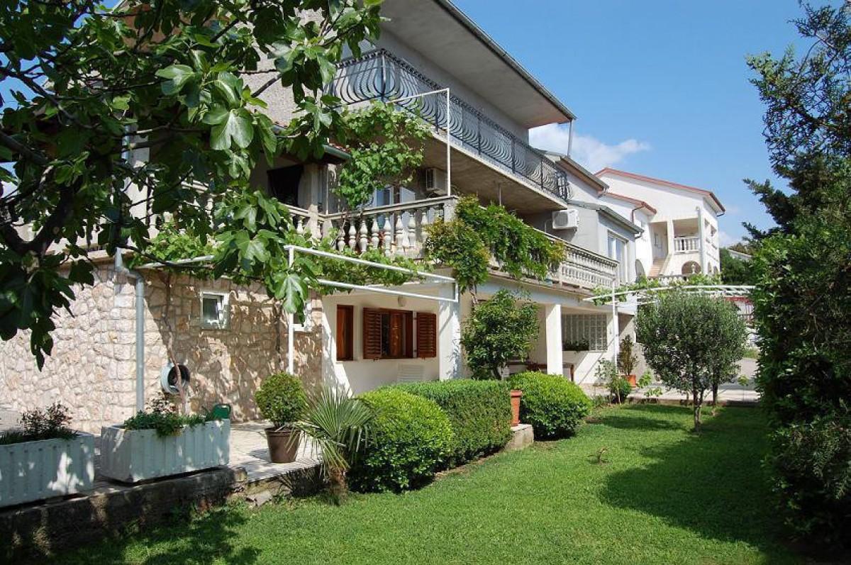 Appartementen Novi-Vinodolski / Kroatië header afbeelding