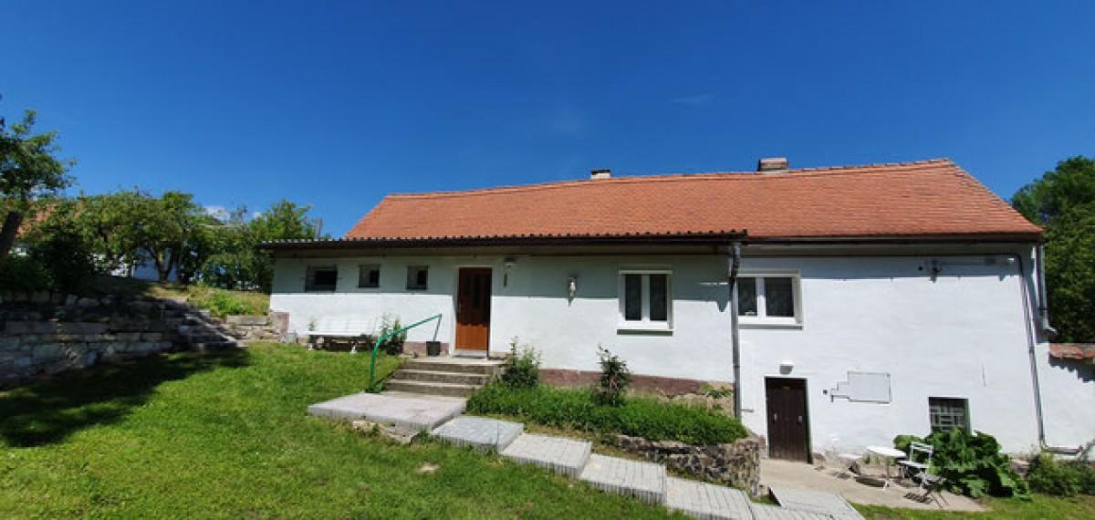 Vakantiehuis in Levousy, Noord Bohemen voor max 5 personen. header afbeelding