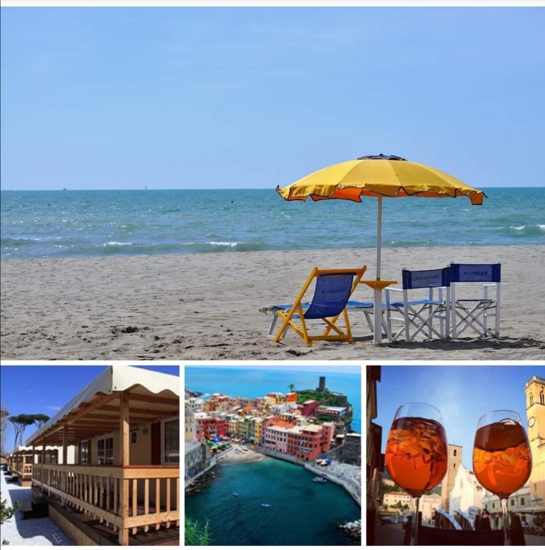 Toscane|Stacaravans|Mobilehome|Huren aan zee|Camping Paradiso te Viareggio|Italië header afbeelding
