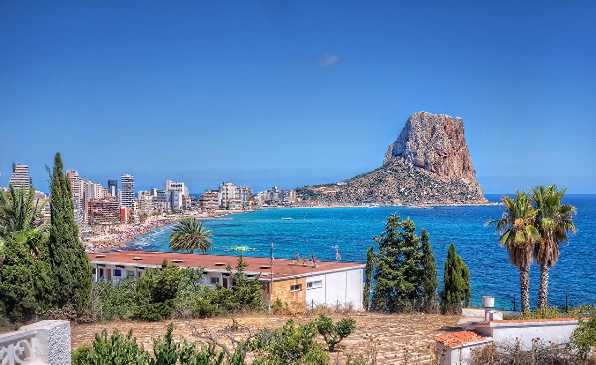 Zeus-Calpe ideale bestemming in Zuid-Spanje al te huur vanaf € 325,00 per week!!! header afbeelding