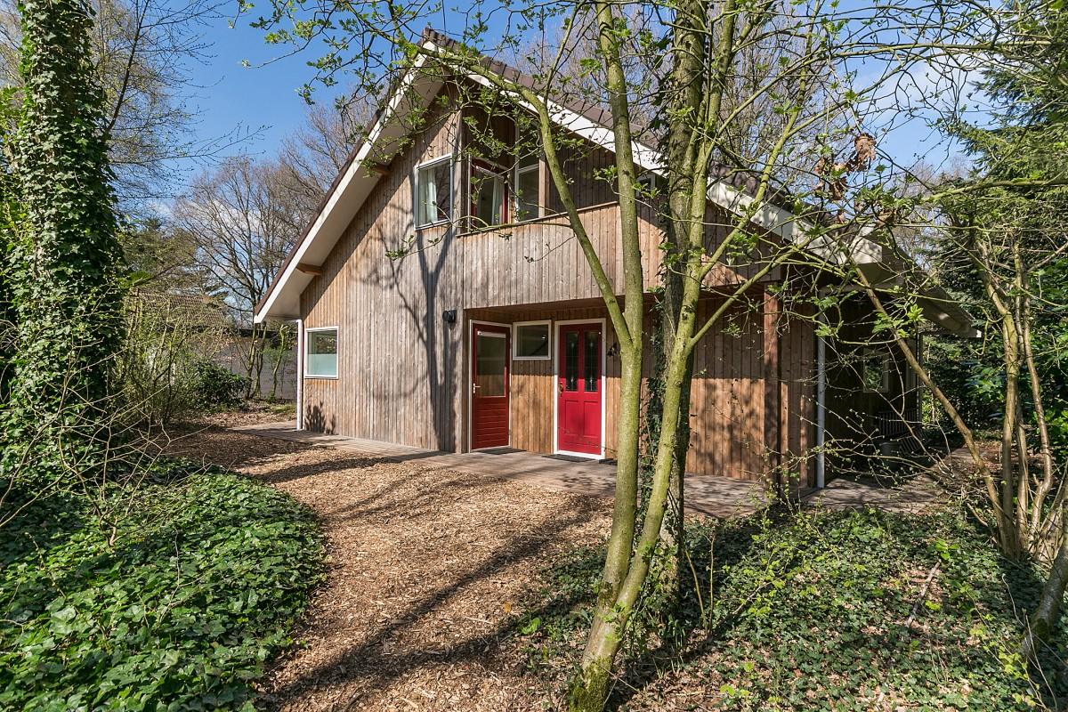 Luxe recreatiewoning in Een - Drenthe te huur header afbeelding