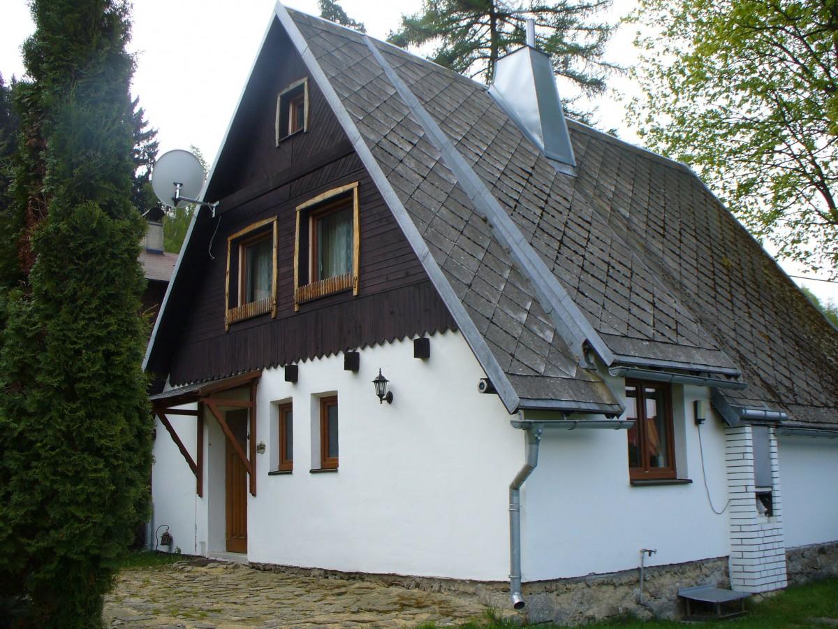 Vakantiehuis in Stribrna/Kraslice header afbeelding