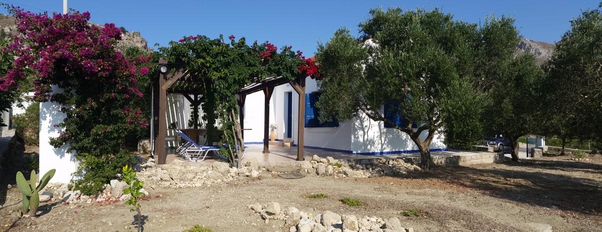Heerlijk huis op Karpathos header afbeelding