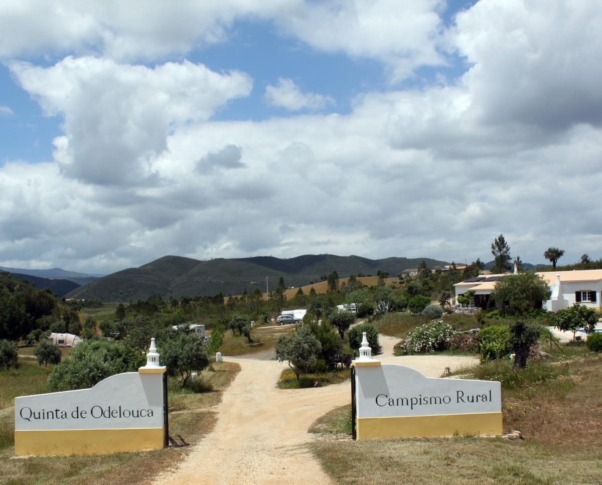 Kamperen in de Algarve header afbeelding