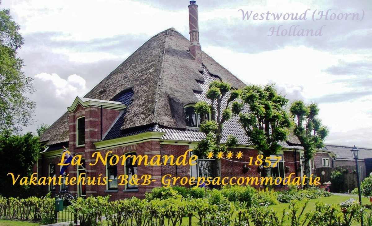 Autenthieke hotel logis B&B in  woonboerderij  header afbeelding