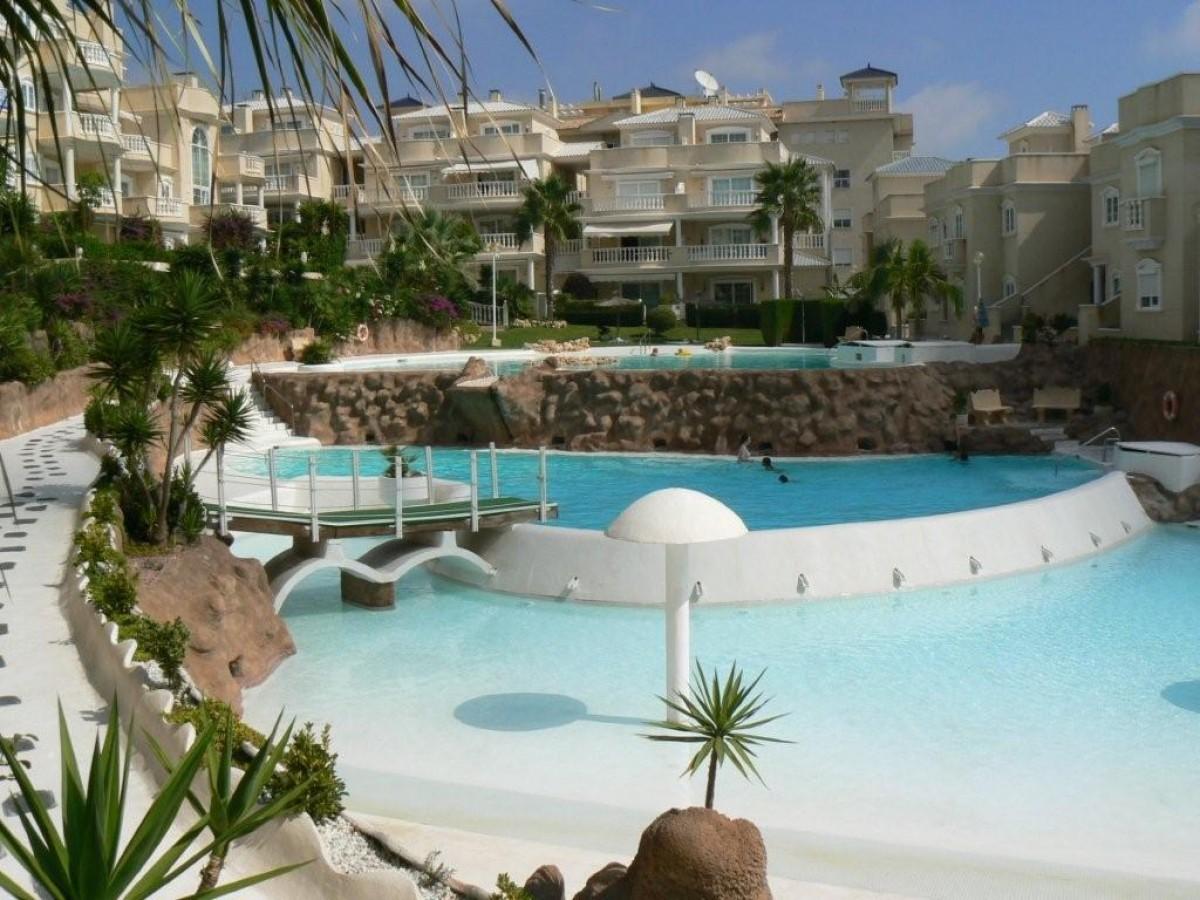 5 heel mooie en compleet ingerichte woningen in een verrassend stukje Spanje! Te huur vanaf € 145,00-/week. header afbeelding