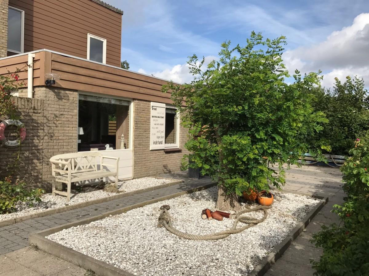 Texel 6 personen te huur luxe vakantiebungalow de Krim Texel header afbeelding