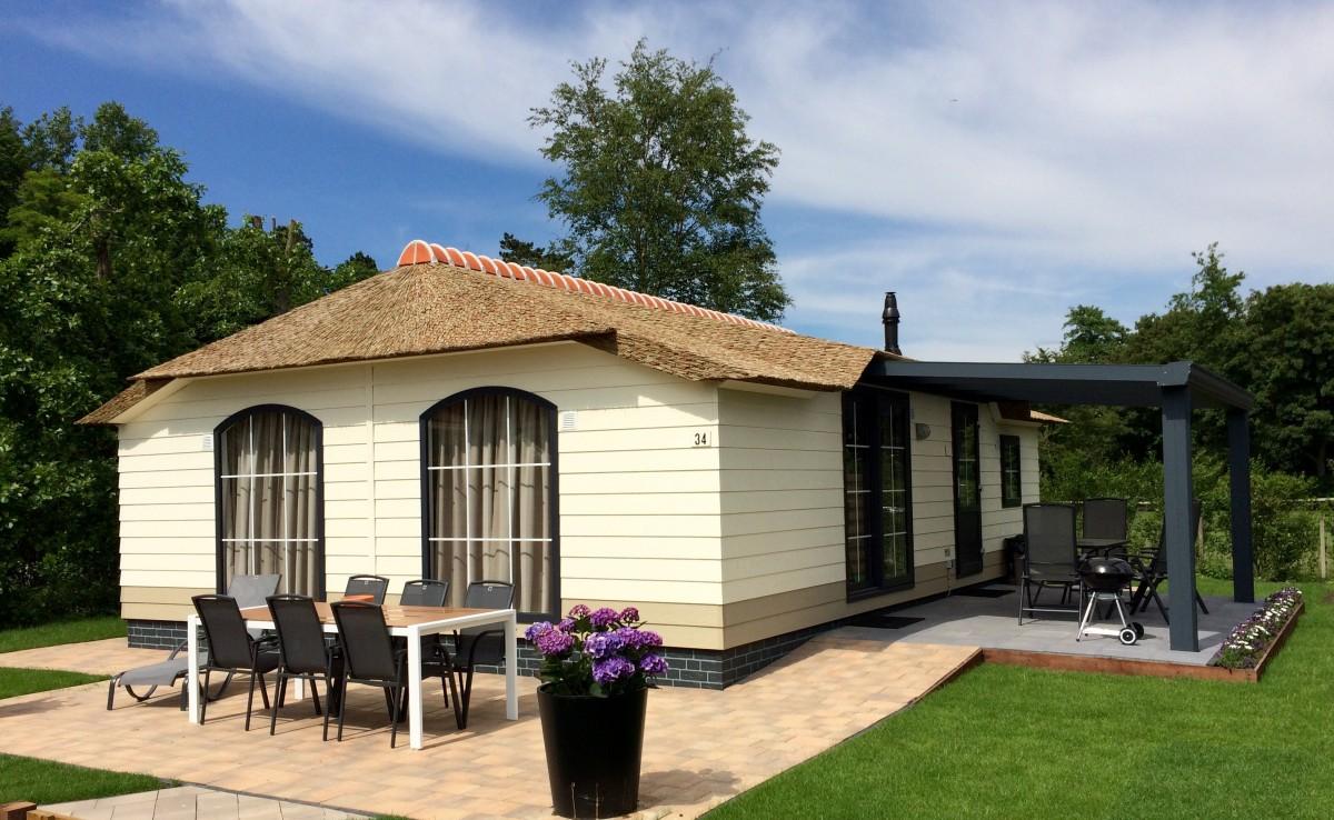 Schitterend kleinschalig vakantiepark Bungalowpark Puik en Duin voor een heerlijke vakantie in Noordwijk. header afbeelding