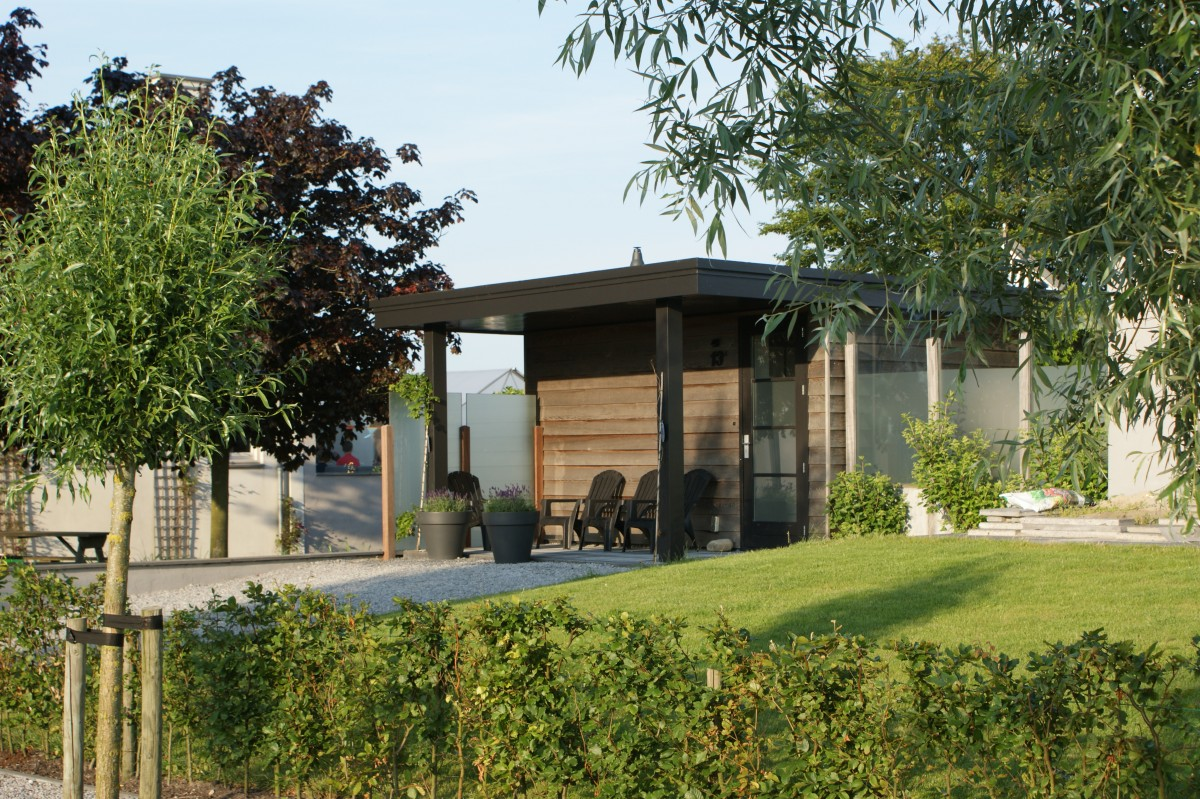 Last-Minute - Knus Gastenverblijf met sauna en jacuzzi voor 4 personen. header afbeelding