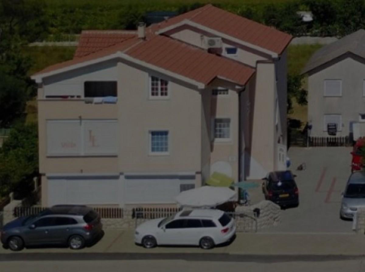 7 appartementen aan de kust. header afbeelding