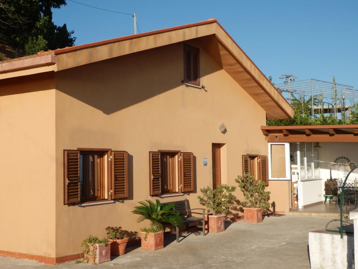 Sicilië - Cefalu: vakantiehuis met panorama zeezicht header afbeelding
