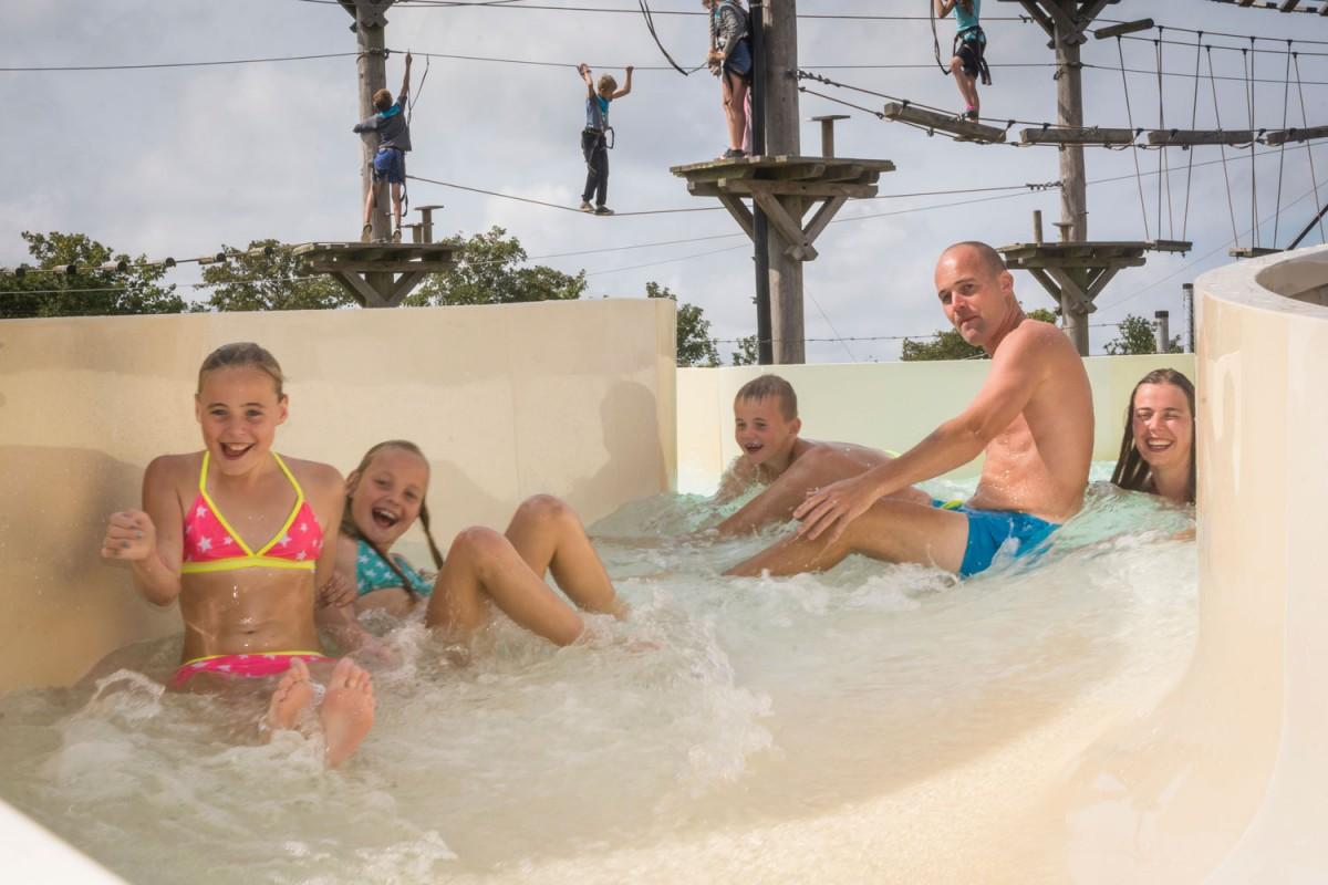 De Krim Texel luxe bungalow 5 slaapkamers 2 badkamers sauna header afbeelding