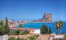 Zeus-Calpe ideale bestemming in Zuid-Spanje al te huur vanaf € 325,00 per week!!!