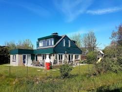 Luxe vrijstaande bungalow 8,10 pers De Krim Texel